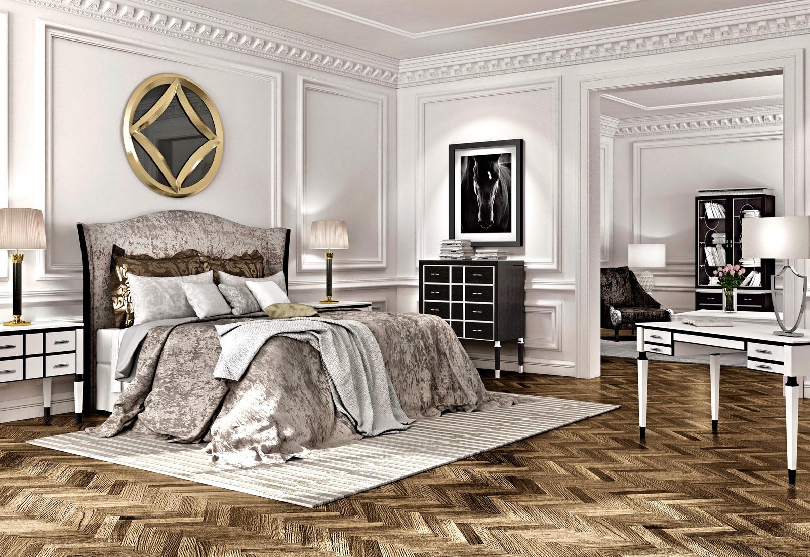 Coleccion Alexandra: Luxury Bedroom Furniture Sets