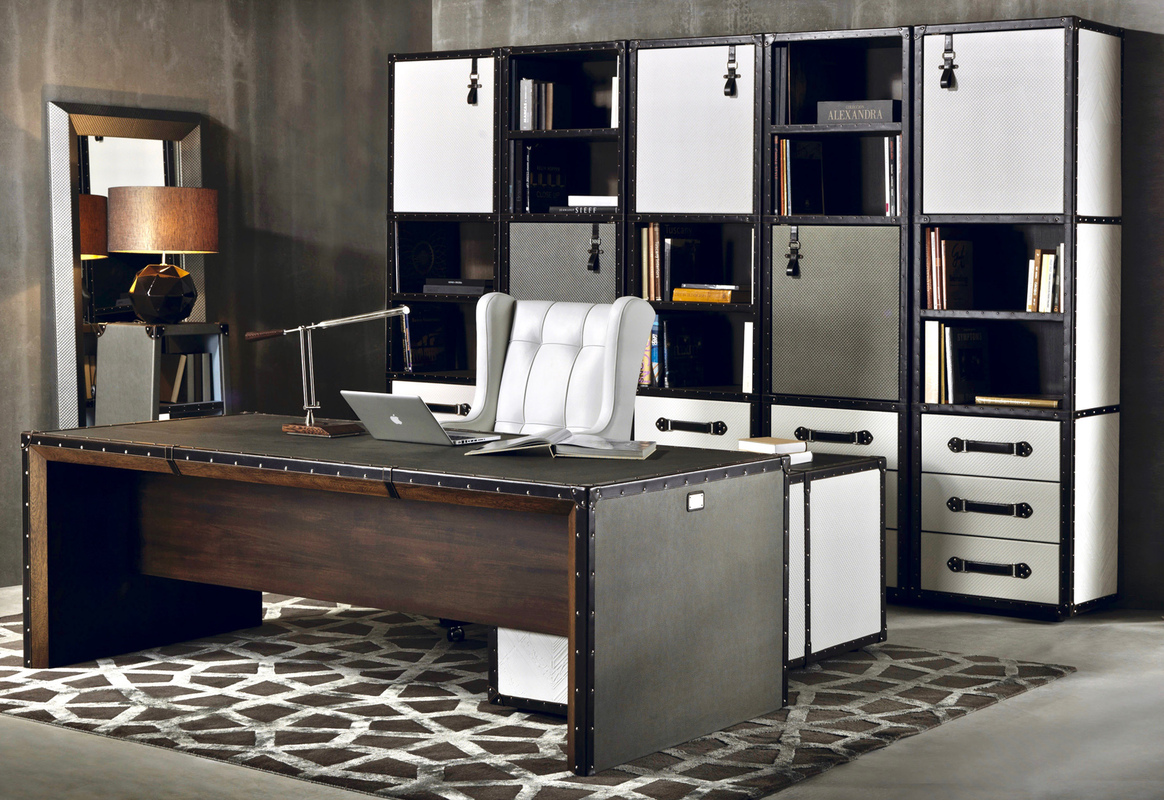 Luxury Home Office Furniture, Home Office Desk And Chair Set Uk