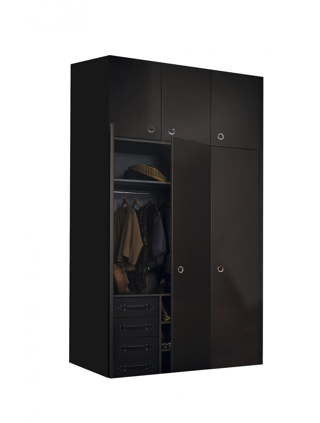 COMPASS DRESSING-ROOM CABINET