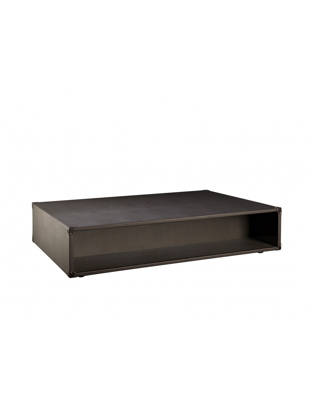 COMPASS T3 COFFEE TABLE, FINISH: ECO LEATHER, 180*120*40H