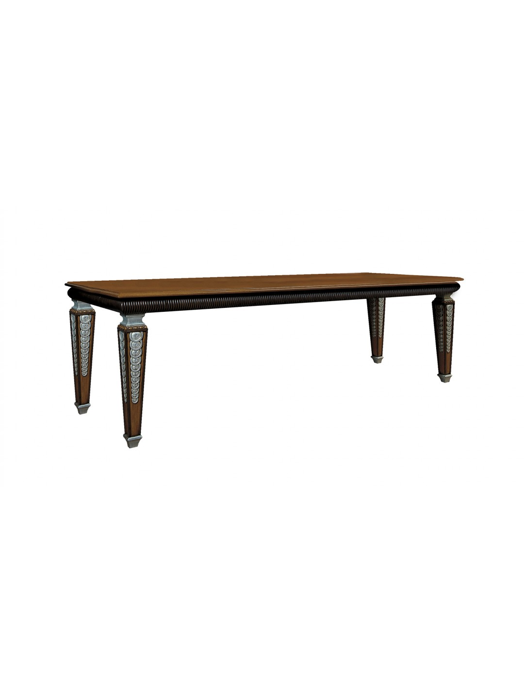 DECO DINING TABLE WITH LEGSN (250X110 CM)
