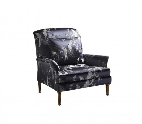 GALA ARMCHAIR, WITH ONE 60*60 CUSHION INCLUDED, C.O.M.