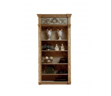 JASMINE BOOKCASE SINGLE SECTION