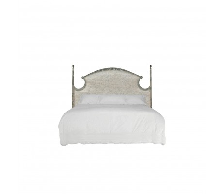 MARIA CARVED HEADBOARD (FOR 180 CM MATTRESS)