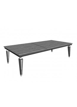 DECO DINING TABLE (EXTENDIBLE)