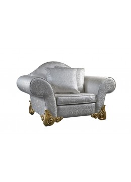 MARIOLA 1-SEATER SOFA, WITH TWO 60*60 CUSHIONS, C.O.M.