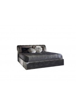 ALBA BED WITH UPHOLSTERED BASE (FOR 180X200 CM MATTRESS)