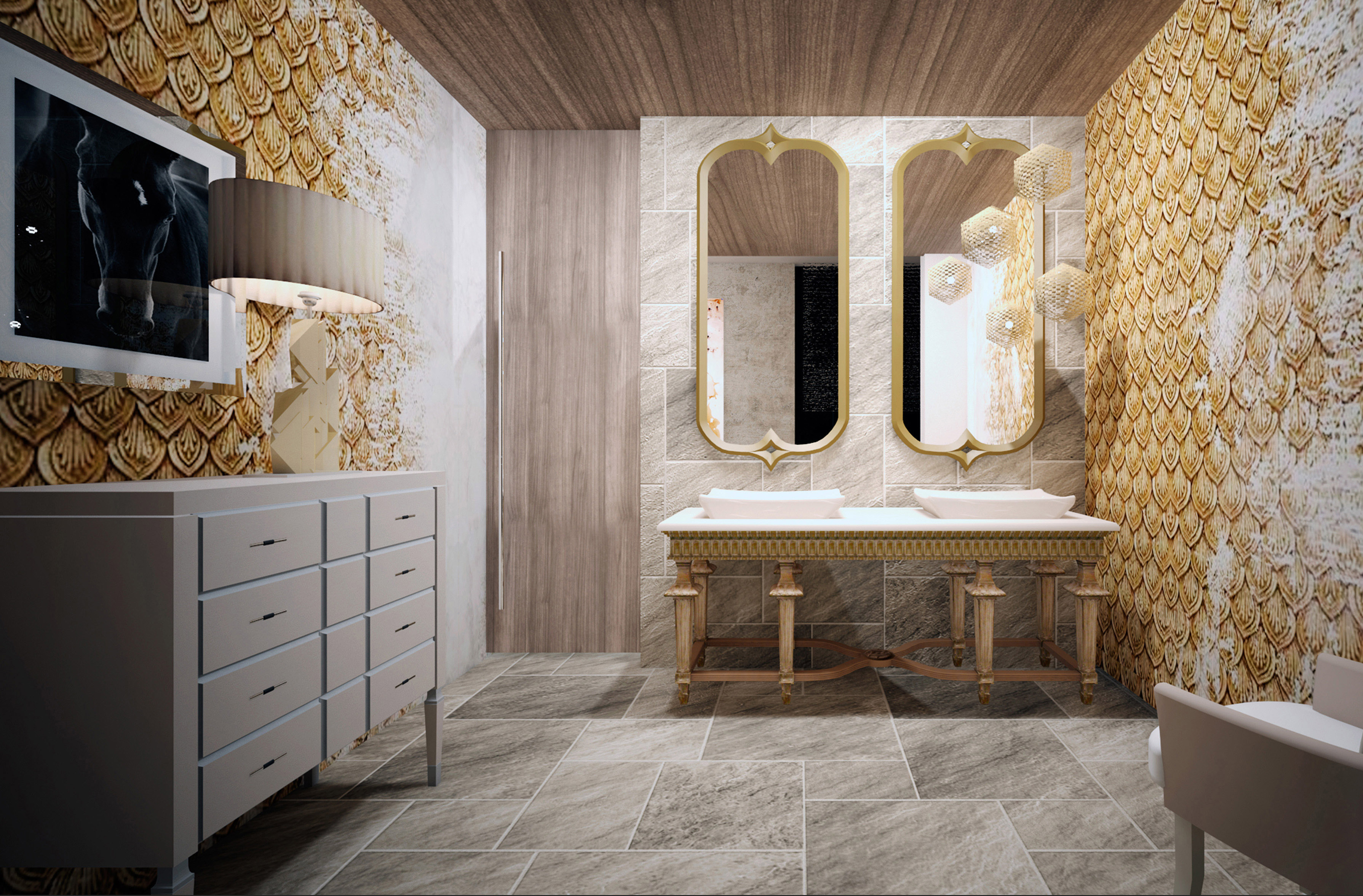 Cloakroom Suites Powder Rooms And Luxury Vanity Units