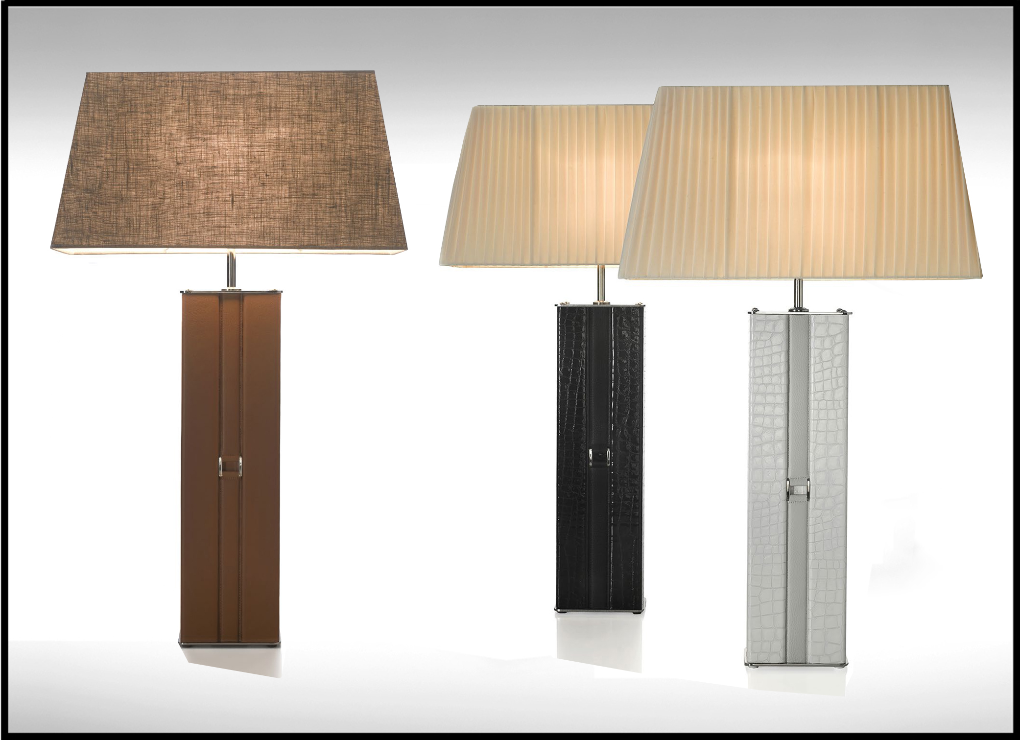 contemporary table lamps for living room and other rooms. Black Bedroom Furniture Sets. Home Design Ideas
