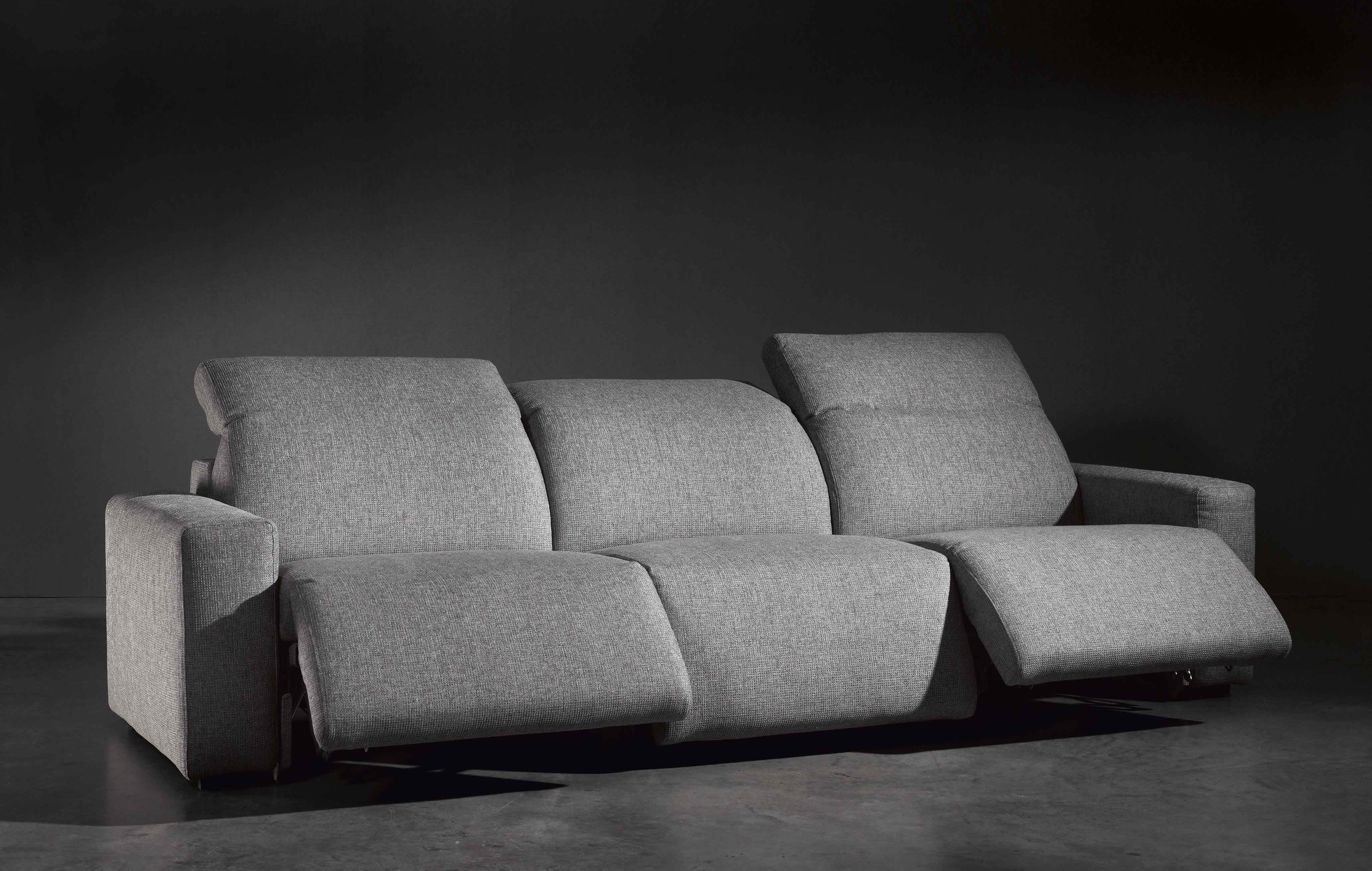 Reclining Sofa Recliner Luxury